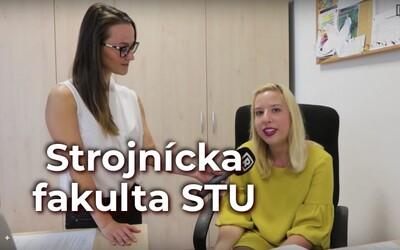 Kam na výšku: Ak túžiš po vysokom plate a zaručenom uplatnení, bež na Strojnícku fakultu STU, kde si môžeš postaviť aj formulu (Video)