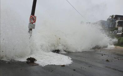 Kam zmizely australské požáry? Sydney pro změnu trápí záplavy a nejhorší deště za posledních 30 let