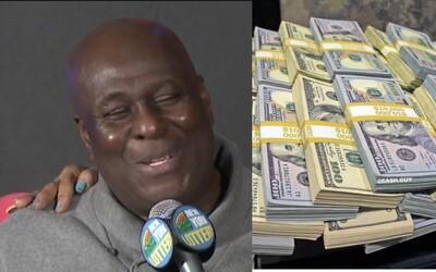 Kamionista vyhrál v loterii téměř 300 milionů dolarů a okamžitě podal výpověď