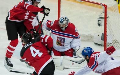 Kanada bola opäť nad ich sily. Česká reprezentácia si napokon zahrá o bronz!