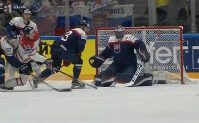 Kanada si v tréningovom tempe poradila so Slovenskom po výsledku 5:0