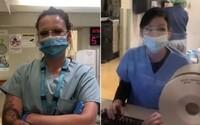 Kanaďanka si nechcela nasadiť rúško, zdravotníčky ju odmietli vyšetriť. Vraj sa jej v ňom zle dýcha, sťažovala sa na Twitteri