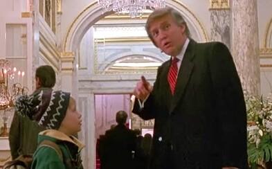 Kanadská televízia vystrihla scénu s Donaldom Trumpom z filmu Sám doma 2, jeho voliči sa hnevajú