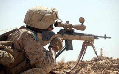 Kanadský sniper překonal rekord. Bojovníka Islámského státu zabil ze vzdálenosti 3 450 metrů