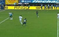 Kandidát na gól roka z argentínskej ligy, vychutnal si ho aj samotný Maradona