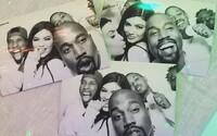 Kanye odhalil na rodinné párty Kardashianových třetí colorway tenisek Yeezy Boost 350