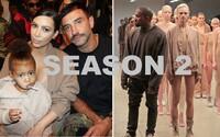 Kanye predstavil na newyorskom Fashion Weeku kolekciu Yeezy Season 2, s ktorou nás čaká niekoľko zásadných zmien