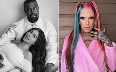 Kanye West a Kim Kardashian zvažují rozvod? TikTokem se šíří teorie, že raper spí se známým vizážistou