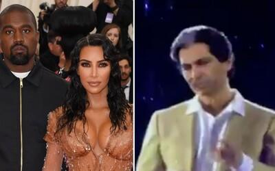 Kanye West dal svojej žene Kim na jej 40. narodeniny vyrobiť hologram jej mŕtveho otca