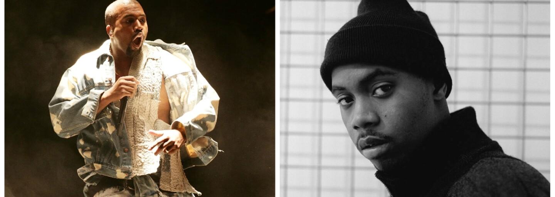 Kanye West je v nezastaviteľnej forme, čo využíva aj Nas, ktorý mu zveril produkciu nového albumu