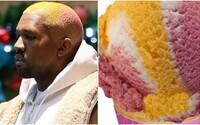 Kanye West má nový farebný účes a internet si na ňom opäť zgustol