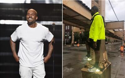 Kanye West odhaluje první basketbalové Yeezy tenisky