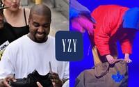 Kanye West ohlásil desetiletou spolupráci se značkou GAP. Očekávají, že ročně vygeneruje obrat ve výši 1 miliardy dolarů