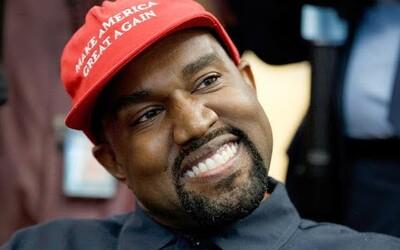Kanye West oznámil kandidaturu na prezidenta Spojených států, publikum se mu vysmálo