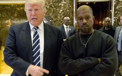 Kanye West oznámil prezidentskou kandidaturu, podpořil ho Elon Musk. Může být raper hlavou Spojených států?