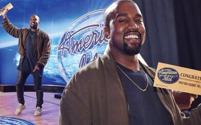 Kanye West postúpil v American Idol. Porotkyňa Jennifer Lopez si jeho vystúpenie užívala