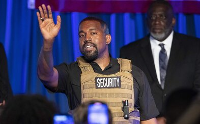 Kanye West pravděpodobně opět kandiduje na prezidenta, prý si najal tým politických poradců