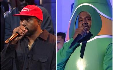 Kanye West přesouvá datum vydání Yandhi. Musí ho jet dokončit do Afriky