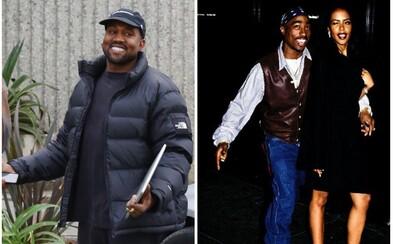 Kanye West sa vracia na Instagram. Prekvapil valentínskou sériou starých fotiek Obamu, Jacksona, Tupaca a známych celebrtiných párov