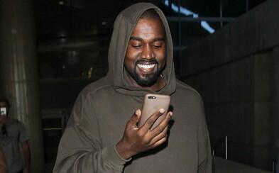Kanye West si smazal Instagram i Twitter. Je už z něj mimozemšťan?