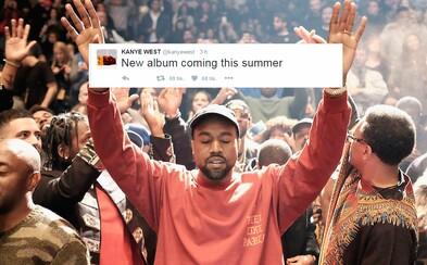 Kanye West vydá v lete ďalší album. Túži spraviť Grammys spravodlivejšie