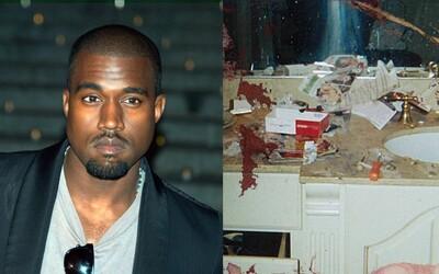 Kanye West zaplatil 85-tisíc dolárov za jedinú fotku na obale albumu Pushu T. Pochádza z kúpeľne Whitney Houston a je plná liekov či drog