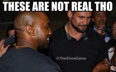 Kanye West zlomil malému fanúšikovi srdce, odmietol mu podpísať tenisky. Alebo?
