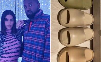 Kanye West zverejnil nový model obuvi Yeezy a ľudia nechápu: Rovnaké som nosil vo väzení, reaguje fanúšik a pridáva sa Snoop Dogg