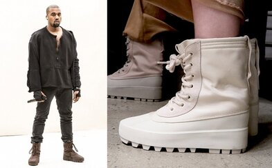 Kanyeho Season 1 sa poberá do predaja a s ňou aj topánky Yeezy 950 Duck Boots