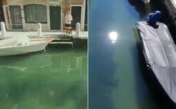 Karanténa v Benátkach spôsobila, že je v kanáloch krištáľovo číra voda
