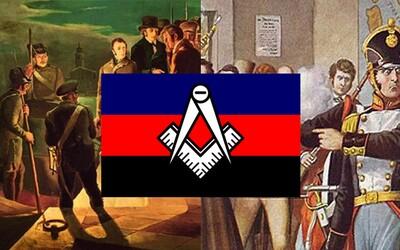 Karbonári: Tajomné hnutie inšpirované slobodomurármi, ktoré chcelo svojím krvavým pučom zjednotiť Apeninský polostrov
