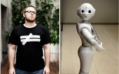 Karel Veselý bude už tento čtvrtek přednášet o robotice v japonské popkultuře. Nahradí lidi plechové nádoby?