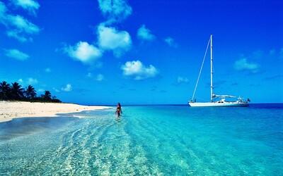 Karibský ráj v podobě Amerických Panenských ostrovů ti dá 300 dolarů za to, že je navštívíš. Speciální kampaň začne hned od roku 2017