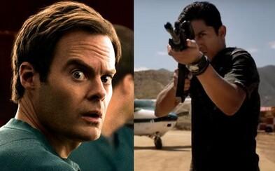Kariéra herca či nájomného zabijaka? To je súčasná dilema hlavného hrdinu komediálneho seriálu z dielne HBO