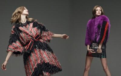 Karl Lagerfeld nám opäť predvedie svoju genialitu. Tentokrát v kolekcii plnej kontrastov módneho domu Fendi