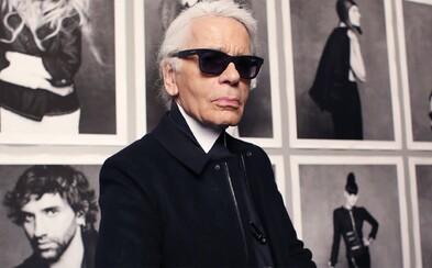 Karl Lagerfeld otvoril svoj prvý butik na Slovensku