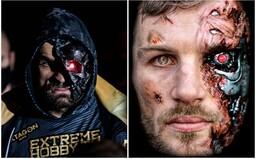 Karlos Vémola může mluvit dál, ale potkáme se kleci! Německý Terminátor má v plánu ovládnout OKTAGON MMA (Rozhovor)