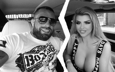 Karlos Vémola na Instagramu oznámil rozchod: Na rozdíl od matky mé dcery, já špínu zveřejňovat nebudu