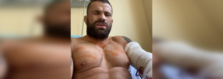 Karlos Vémola z nemocnice: Je otázka, jestli se ještě vůbec vrátím, musím poslouchat doktory