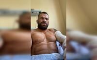 Karlos Vémola z nemocnice: Je otázne, či sa vôbec ešte vrátim, musím počúvať doktorov