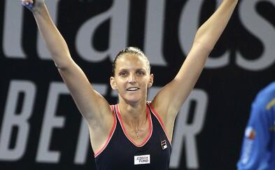 Karolína Plíšková poráží Serenu Williams a postupuje do semifinále Australian Open!