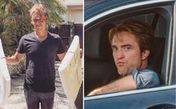 Kaskadér Martin: Robert Pattinson s námi chodil na drink, nikdo se nechoval jako primadona (Rozhovor)