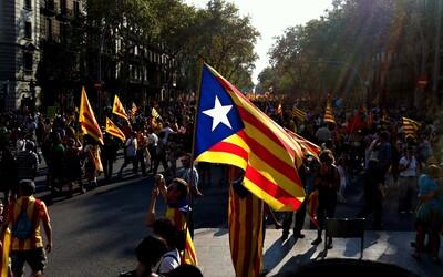 Katalánsko jako nový stát Evropy? O nezávislost se snaží už celá desetiletí a situace se vyostřuje