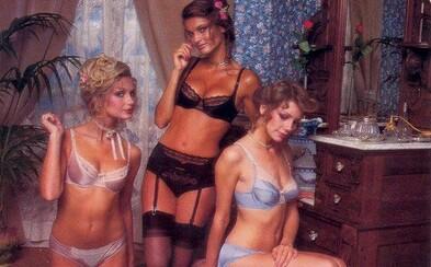 Katalógy Victoria's Secret boli vždy plné príťažlivých žien. Zvodné modelky sa nachádzajú aj v jednom z úplne prvých