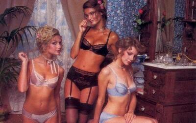 Katalogy Victoria's Secret byly vždy plné přitažlivých žen. Svůdné modelky se nacházejí i v jednom z úplně prvních