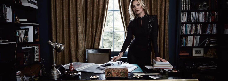 Kate Moss otvára vlastnú agentúru, v ktorej ale nechce len pekné tváričky