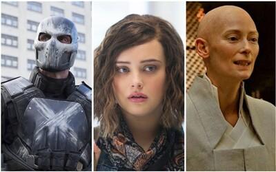 Katherine Langford z 13 Reasons Why dostala rolu v Avengers 4. Vráti sa aj Crossbones a Ancient One z Doctora Strangea