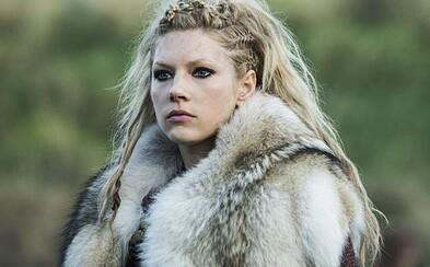 Katherine Winnick z Vikingů se přidává po bok Elby a McConaugheyho k natáčení Temné věže