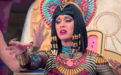 Katy Perry odmieta zaplatiť skoro 3 milióny za skopírovanú melódiu hitu Dark Horse. Proti rozsudku sa odvolala a chce bojovať