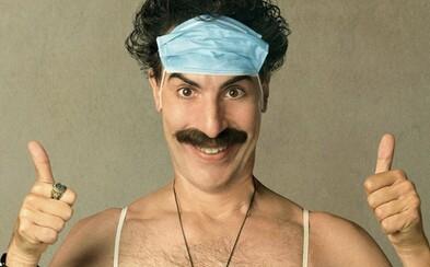 Kazašská organizácia nechce, aby film Borat 2 súťažil o Oskara alebo Zlatý glóbus